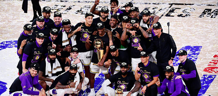 NBA 2021 Championship: Lakers Looking To Repeat