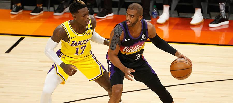 NBA 2021 Playoffs Betting: 1st Round Series Update