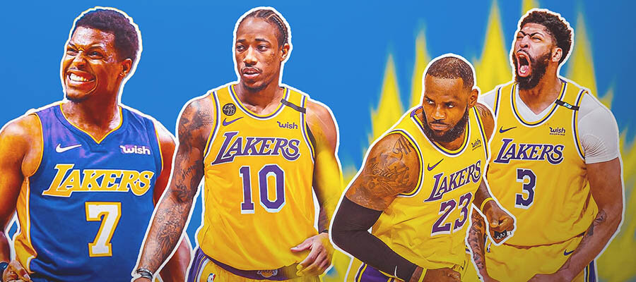 NBA Betting News & Rumors Lakers Might Sign A 3rd Scoring Option