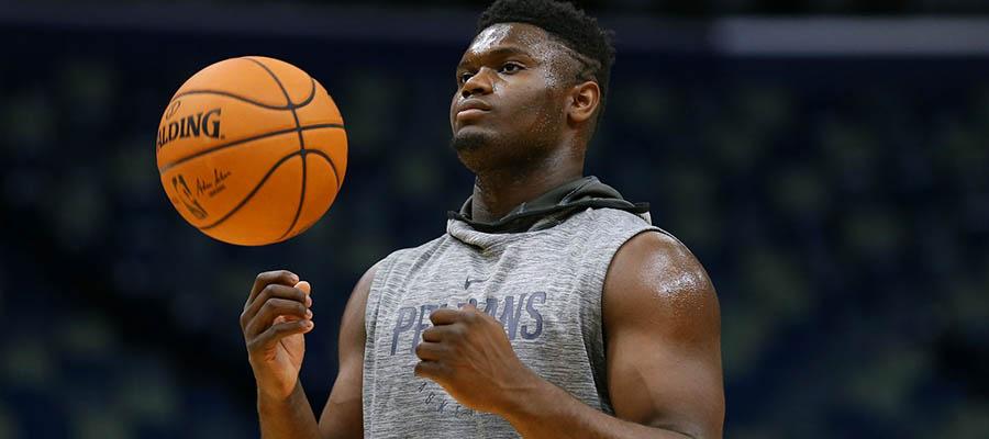 NBA Betting News & Rumors: Zion Williamson Wins Legal Battle