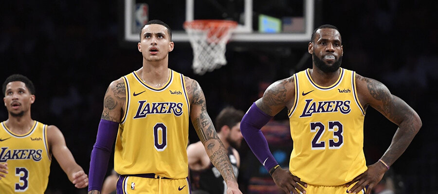 Los Angeles Lakers Analysis & Odds Before Restart