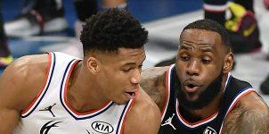 2020 NBA Championship Mid Season Odds