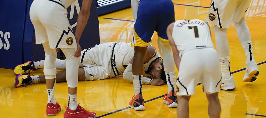 NBA News & Rumors: Jamal Murray Is Out Indefinitely