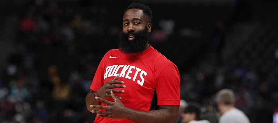 NBA Preseason Will James Harden Show Up