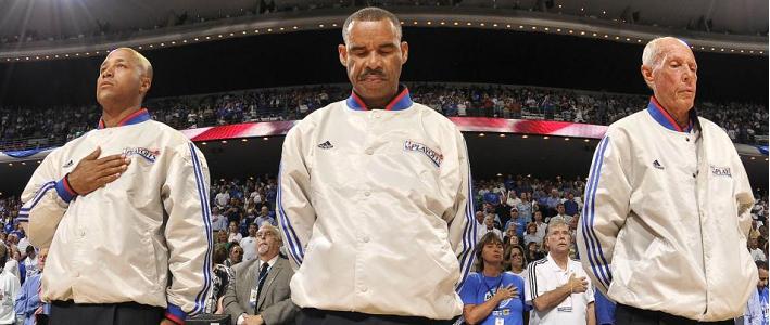 NBA Referees 2015