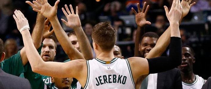 Jonas Jerebko - 2015 NBA Betting: Free Agent Sleepers