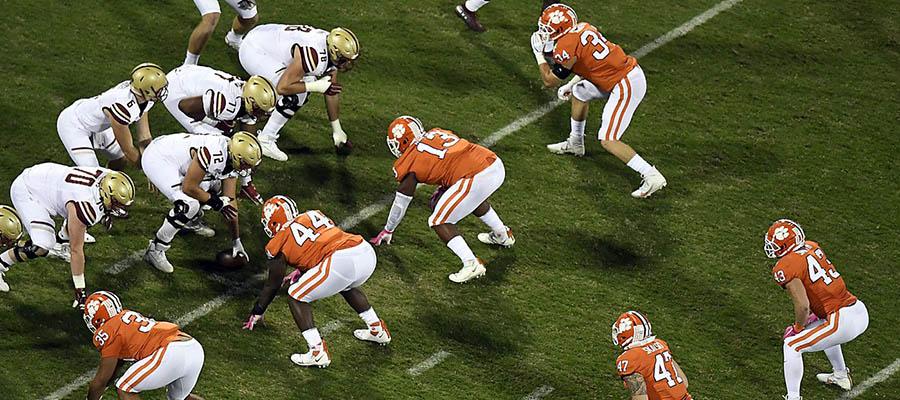 NCAA Football Betting Predictions for Week 2
