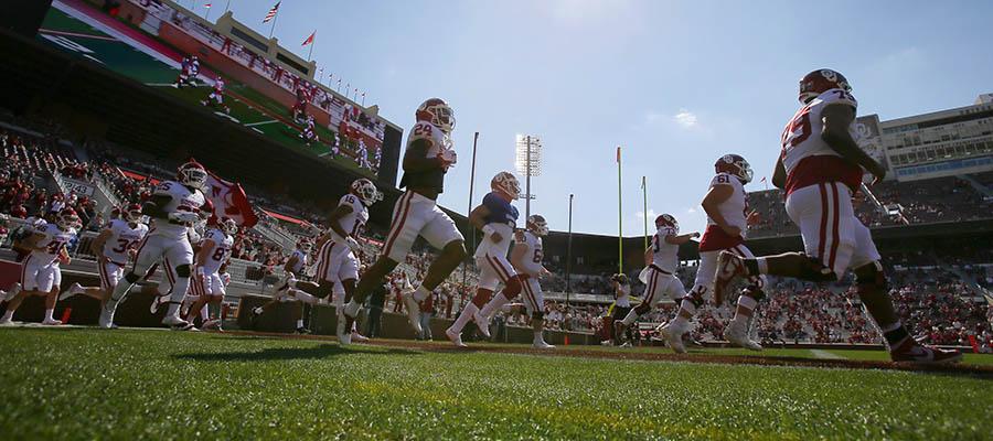 NCAA Football Big 12: Oklahoma Favorite & Smart Pick, Iowa State Longshot Choice