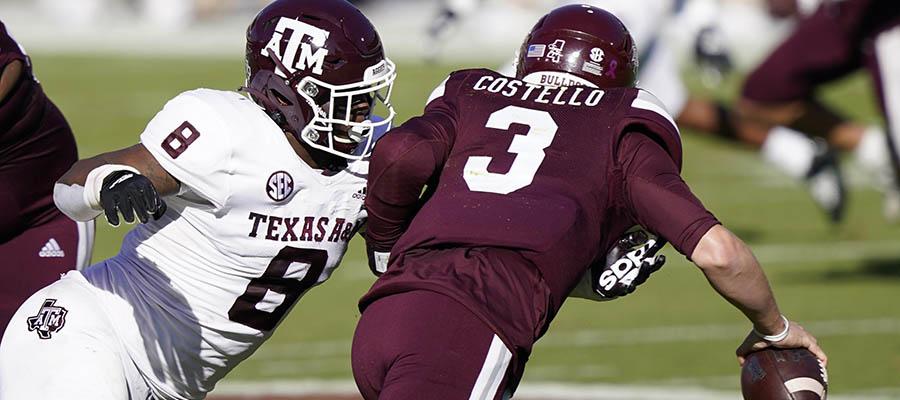 NCAA Football: Kent State vs Texas A&M Betting Analysis