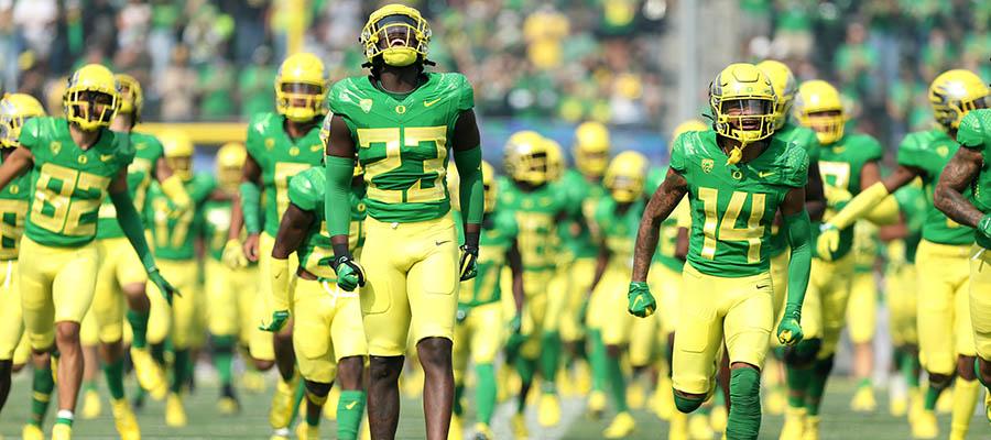 NCAA Football: Oregon at Ohio State Betting Analysis