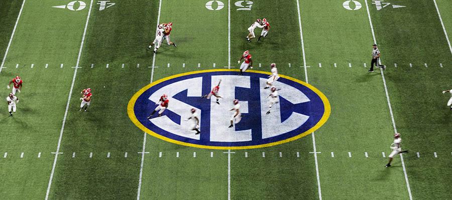 NCAA Football SEC: Georgia Favorite & Smart Pick, LSU Longshot Choice