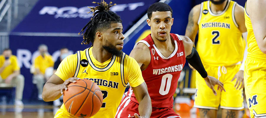 NCAAB 2021 Top Games to Watch from Jan. 15th - 16th