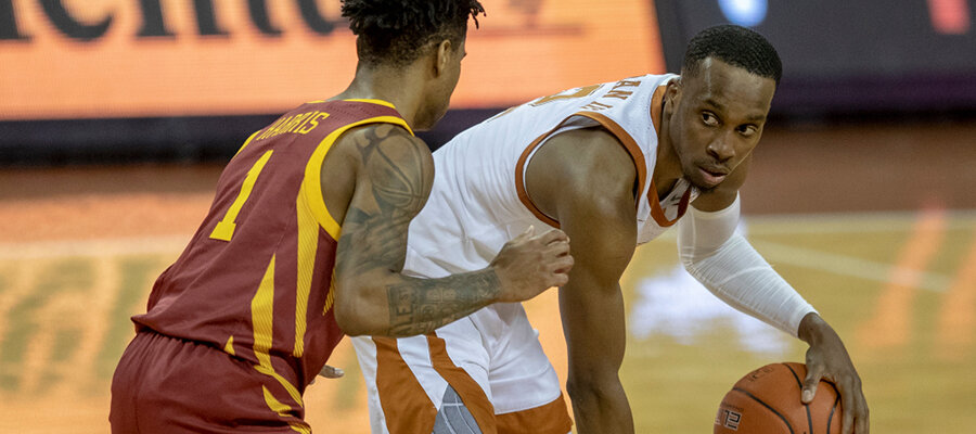 NCAAB 2021 Top Games to Watch from Jan. 9th - 10th