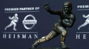 NCAAF 2021 Heisman Trophy Betting Odds Update