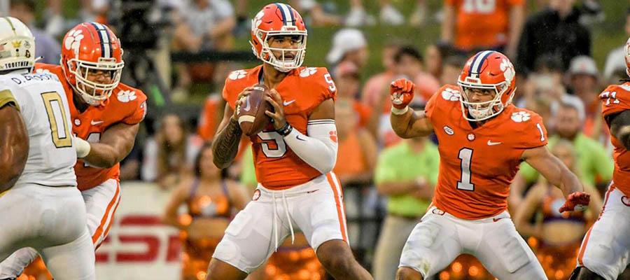 NCAAF 2021 Regular Season – Clemson vs NC State Betting Preview