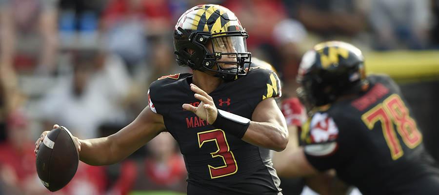 NCAAF 2021 Regular Season - Iowa at Maryland Betting Preview