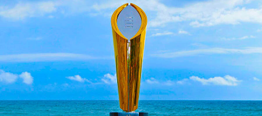 NCAAF 2022 National Championship Betting Update