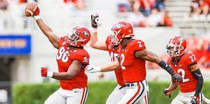 NCAAF Georgia Bulldogs Odds & Analysis for the 2021 Season