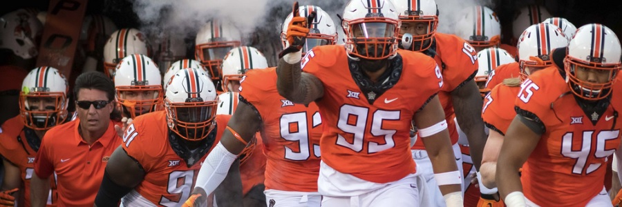 College Football Week 3 Odds on Oklahoma State at Pittsburgh