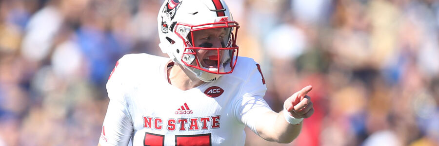 College Football Week 10 Lines & Game Preview: Clemson vs. NC State.