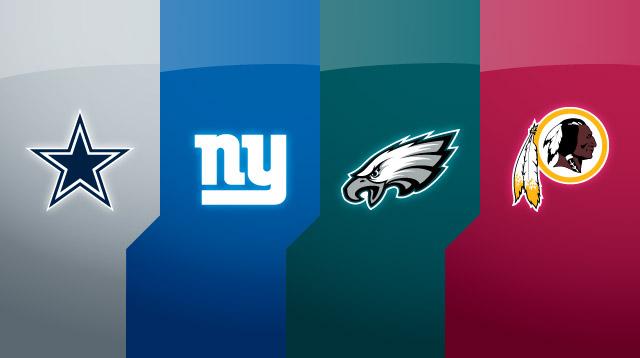 NFC East Teams