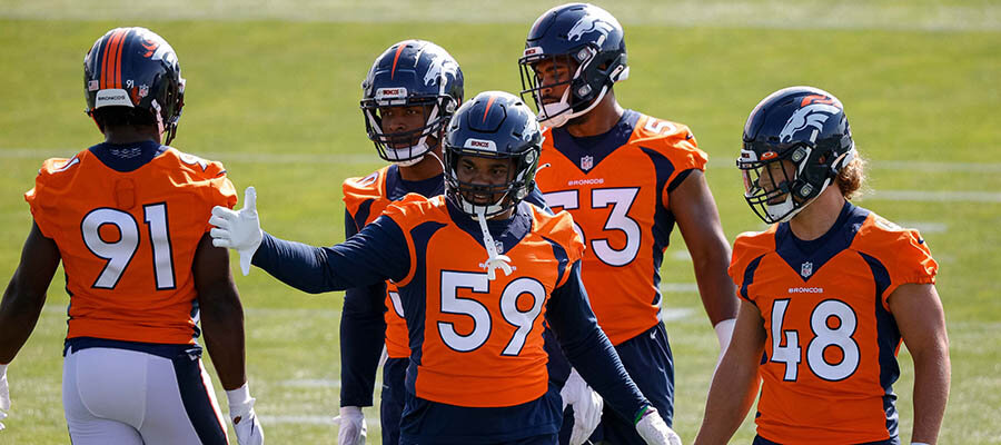 NFL 2021 Denver Broncos Betting Options Analysis
