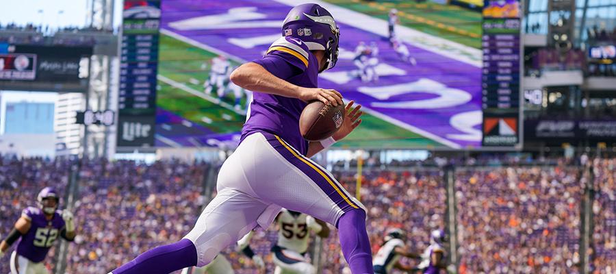 NFL 2021 Minnesota Vikings Betting Options Analysis