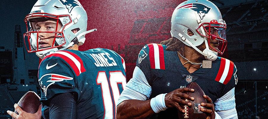 NFL 2021 New England Patriots Betting Options Analysis