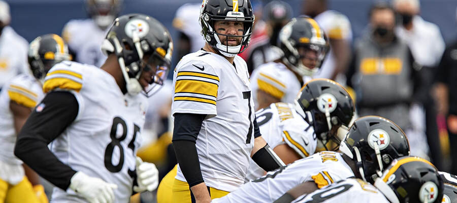 NFL 2021 Pittsburgh Steelers Betting Options Analysis