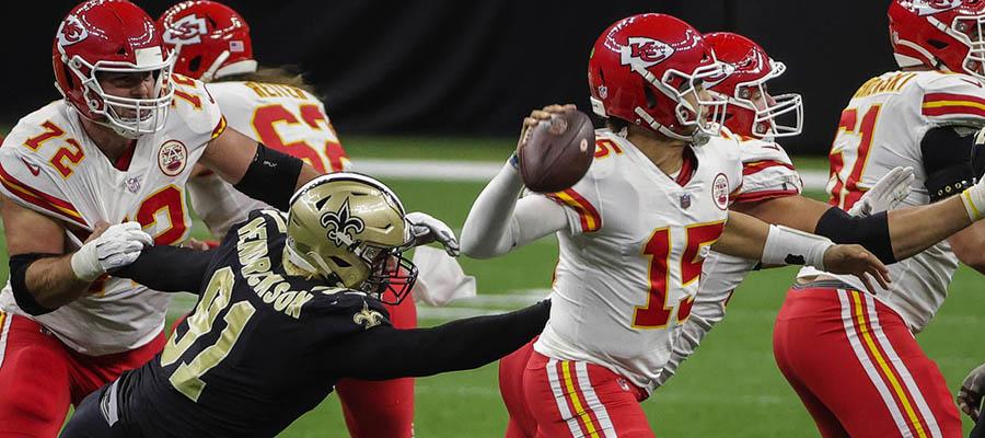 NFL 2021 Playoffs Power Rankings Update Jan. 13 Edition