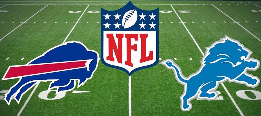 NFL 2021 Preseason: Bills Vs Lions Betting Analysis