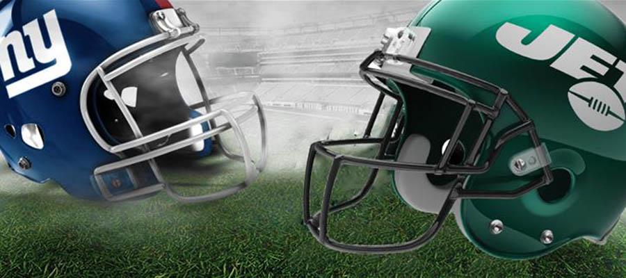 NFL 2021 Preseason: Intra-City Rivalry Jets vs Giants Betting Analysis