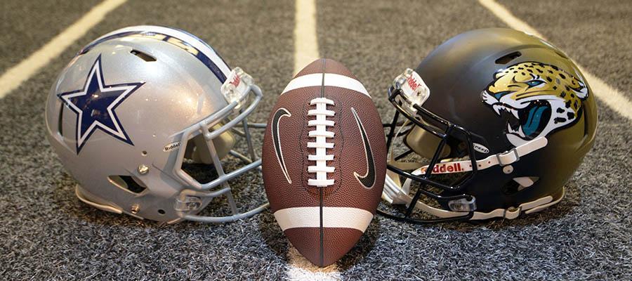NFL 2021 Preseason: Jacksonville at Dallas Betting Analysis & Prediction