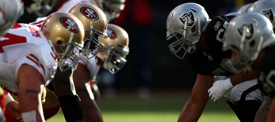 NFL 2021 Preseason: Las Vegas Raiders at San Francisco Betting Analysis