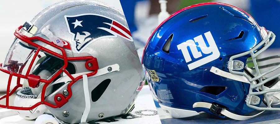 NFL 2021 Preseason: Patriots vs Giants Betting Analysis & Prediction