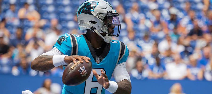 NFL 2021 Preseason: Ravens vs Panthers Betting Analysis