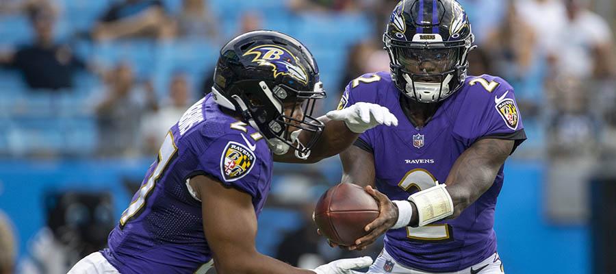 NFL 2021 Preseason: Ravens vs Washington Betting Analysis & Prediction