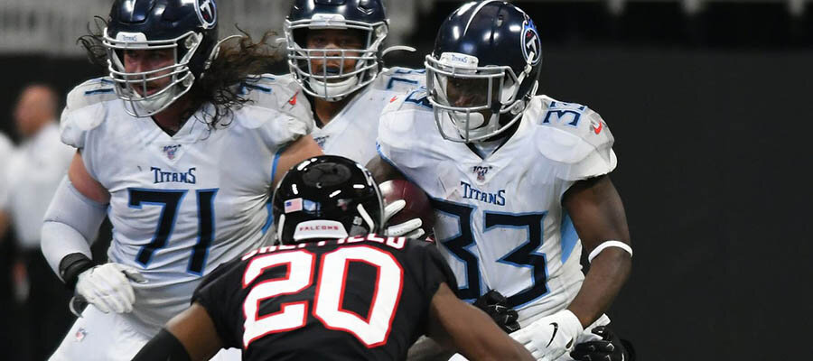 NFL 2021 Preseason: Titans Vs Falcons Betting Analysis