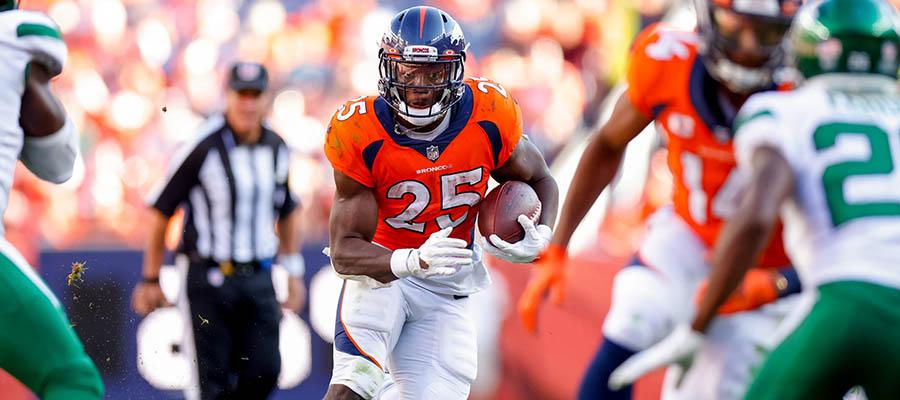 NFL 2021 Regular Season: Baltimore Ravens at Denver Betting Analysis