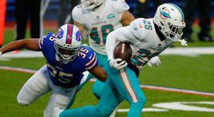 NFL 2021 Regular Season: Bills vs Dolphins Betting Analysis & Prediction