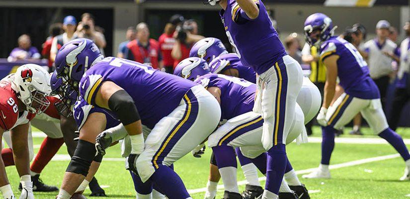 NFL 2021 Regular Season: Minnesota Vikings at Arizona Betting Analysis