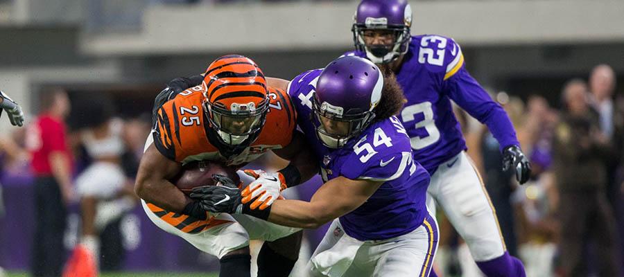 NFL 2021 Regular Season: Minnesota Vikings at Cincinnati Betting Analysis