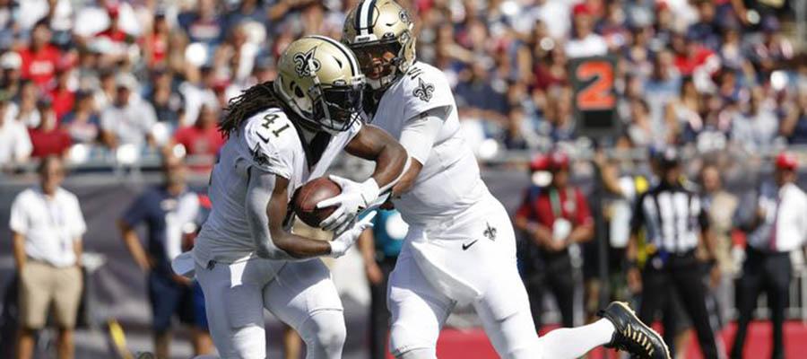 NFL 2021 Regular Season: New York Giants at New Orleans Betting Analysis