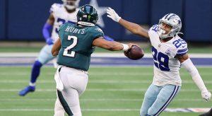 NFL 2021 Regular Season: Philadelphia Eagles at Dallas Betting Analysis