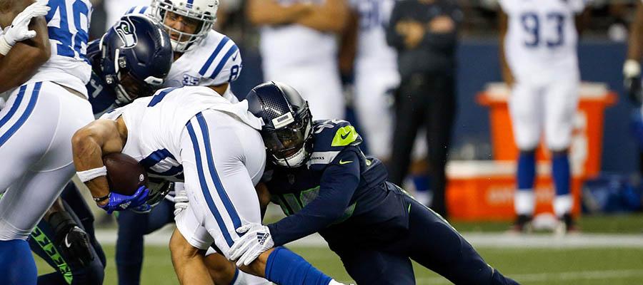 NFL 2021 Regular Season: Seahawks vs Colts Betting Analysis & Prediction