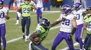 NFL 2021 Regular Season: Seahawks vs Vikings Betting Analysis & Prediction