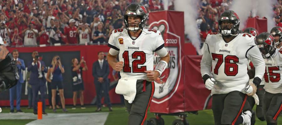 NFL 2021 Regular Season Week 2 O/U Betting Picks