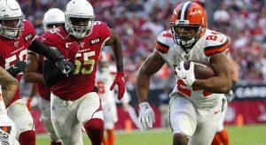 NFL 2021 Season: Arizona Cardinals at Cleveland Betting Analysis