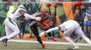 NFL 2021 Season: Cincinnati Bengals at New York Betting Analysis