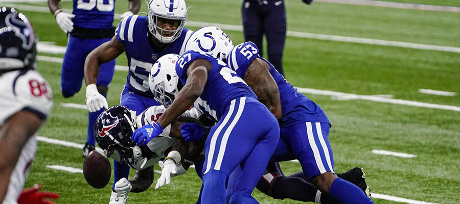 NFL 2021 Season: Houston Texans vs Indianapolis Colts Betting Analysis & Prediction